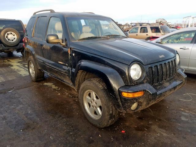 2002 Jeep Liberty LI for sale in Woodhaven, MI