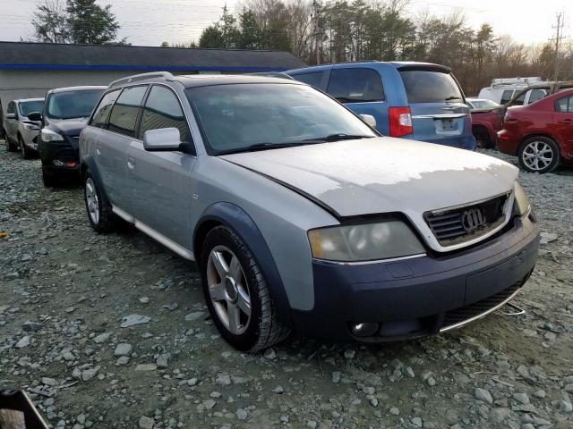 2001 Audi Allroad for sale in Mebane, NC