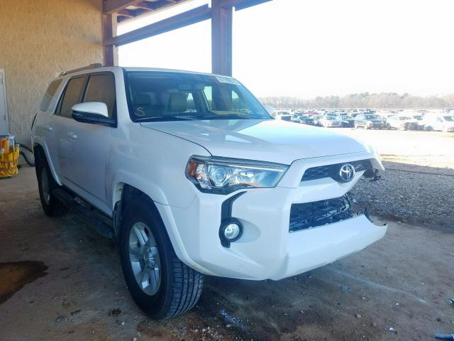 Salvage cars for sale from Copart Tanner, AL: 2016 Toyota 4runner SR