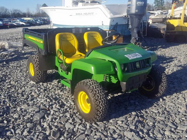 John Deere Gator For Sale >> 2015 John Deere Gator For Sale At Copart Dunn Nc Lot 61203849 Salvagereseller Com
