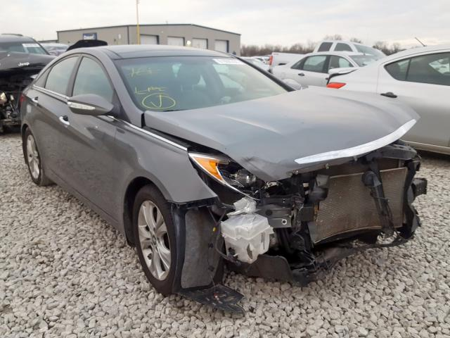 Salvage cars for sale from Copart Bridgeton, MO: 2012 Hyundai Sonata SE