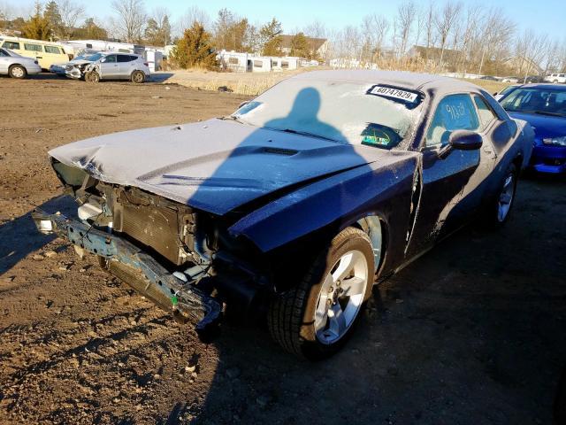 2013 Dodge  | Vin: 2C3CDYAG9DH663083