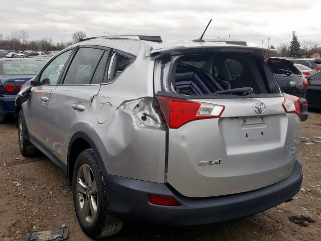 2015 Toyota  | Vin: 2T3RFREVXFW297796