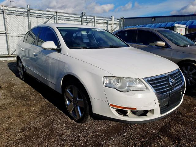 Salvage cars for sale from Copart Finksburg, MD: 2008 Volkswagen Passat KOM