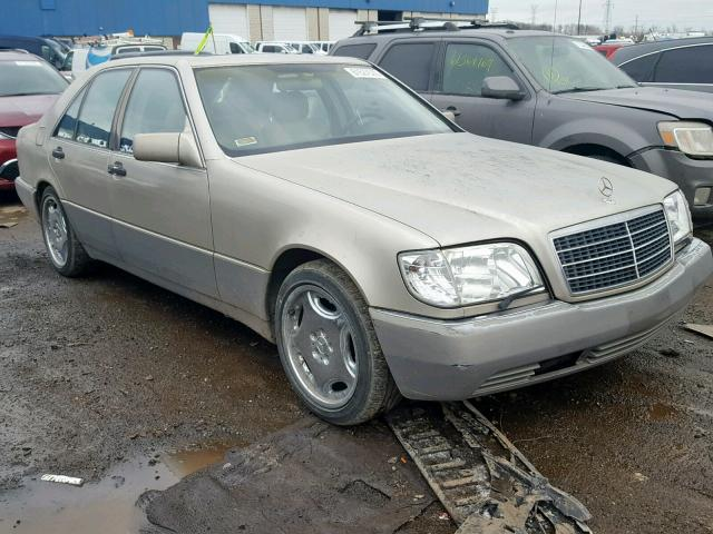 photo MERCEDES-BENZ S 350D 1994