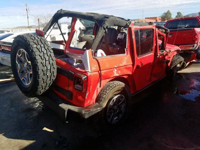 2013 Jeep  | Vin: 1C4BJWFG4DL588308