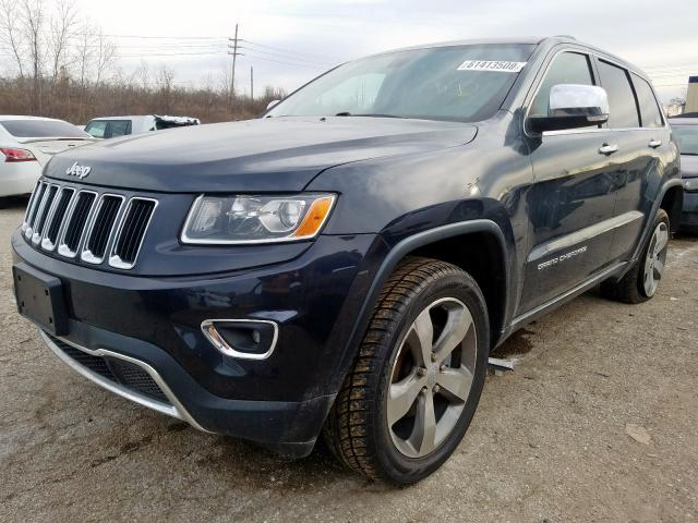 2015 Jeep  | Vin: 1C4RJFBG5FC804318