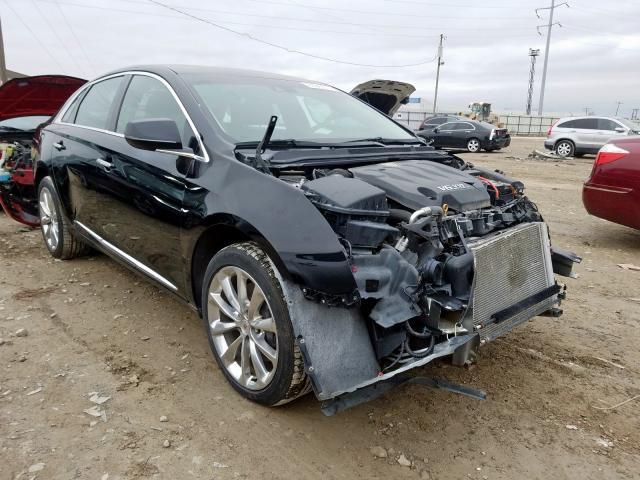 2013 Cadillac Xts Premiu 3.6L