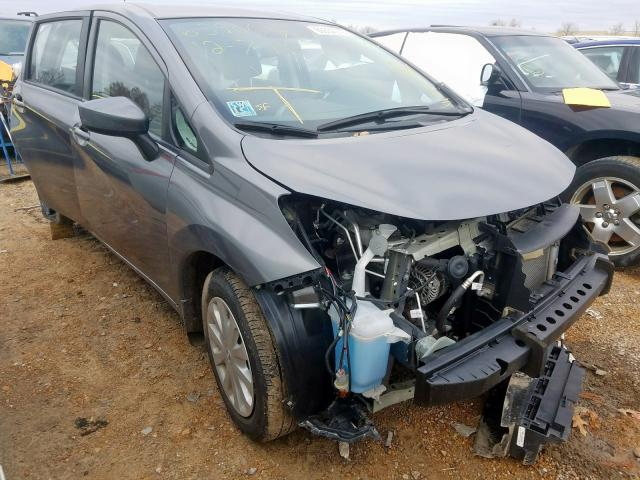 Salvage cars for sale from Copart Bridgeton, MO: 2016 Nissan Versa Note