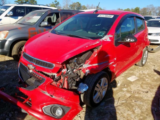 2014 Chevrolet  | Vin: KL8CD6S9XEC492177