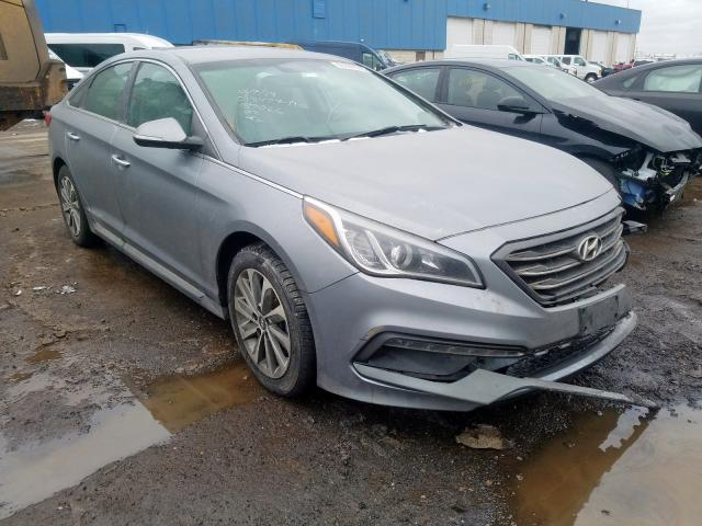 2015 Hyundai  | Vin: 5NPE34AF3FH189066