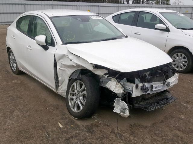 Scion Scion salvage cars for sale: 2016 Scion Scion