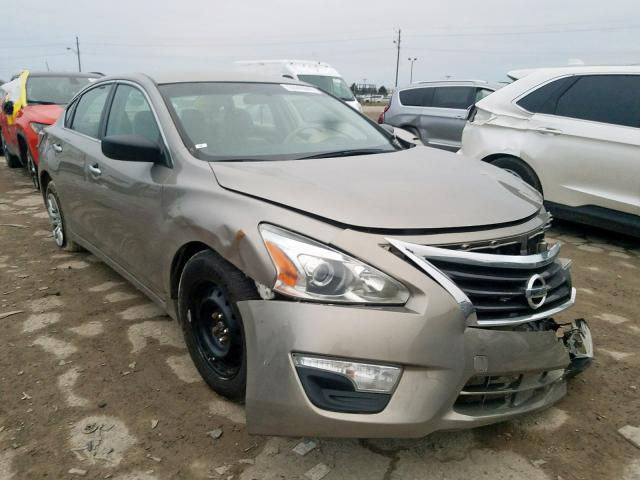 Salvage cars for sale from Copart Indianapolis, IN: 2014 Nissan Altima 2.5
