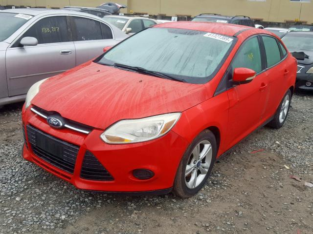 2013 Ford  | Vin: 1FADP3F22DL279517