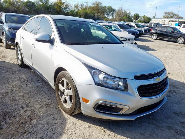 2015 Chevrolet  | Vin: 1G1PC5SBXF7268418