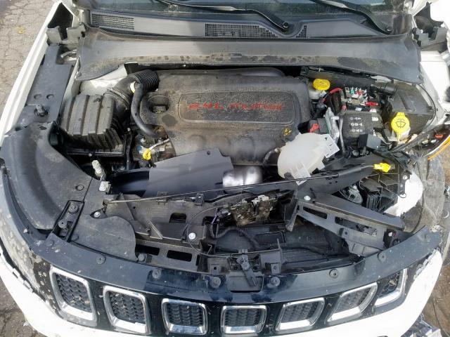 2019 Jeep COMPASS | Vin: 3C4NJDCB8KT733880
