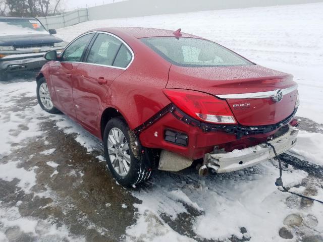 2013 Buick REGAL | Vin: 2G4GR5ER6D9138836