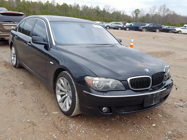 2008 BMW 750 LI for sale in Charles City, VA