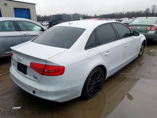 2016 Audi A4 | Vin: WAUFFAFL4GN004014