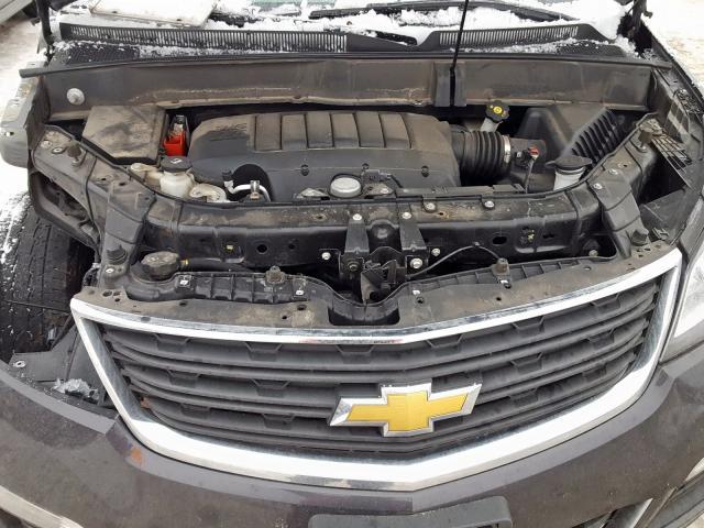 2016 Chevrolet TRAVERSE | Vin: 1GNKRFKDXGJ291314