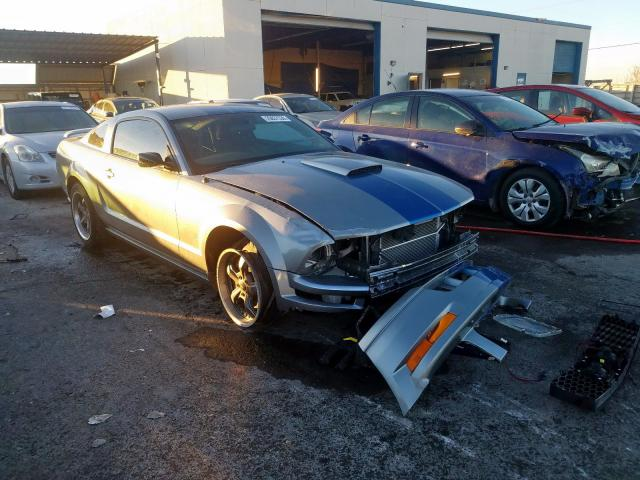 Ford Mustang GT salvage cars for sale: 2009 Ford Mustang GT