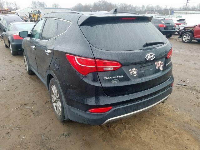 2014 Hyundai SANTA | Vin: 5XYZU3LA6EG215191