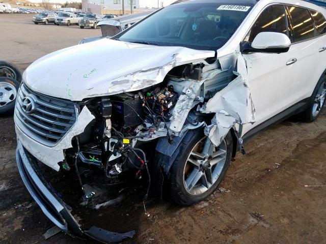 2018 Hyundai SANTA | Vin: KM8SR4HF5JU275920