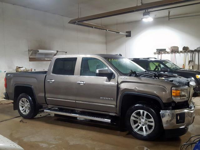 2014 GMC Sierra K15 for sale in Portland, MI