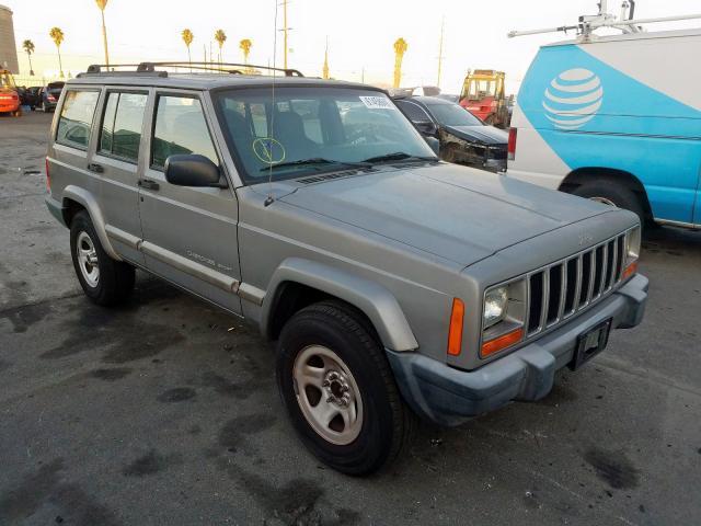 2001 Jeep Cherokee S 4.0L
