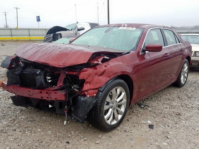 2015 Chrysler    Vin: 2C3CCARG2FH808966