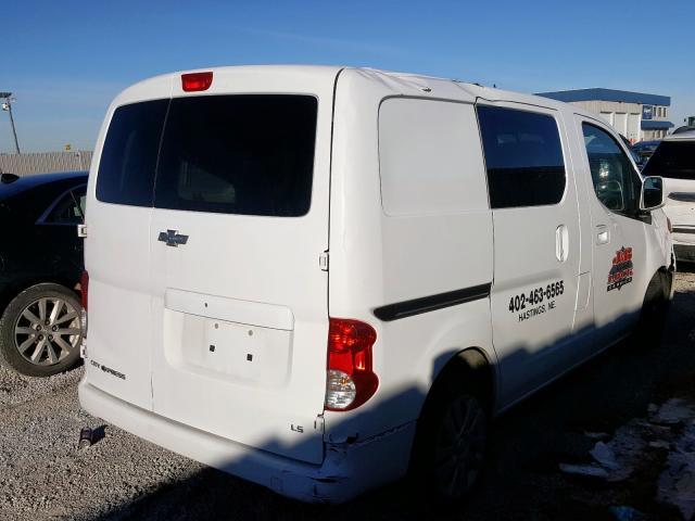 2015 Chevrolet  | Vin: 3N63M0YN8FK723790