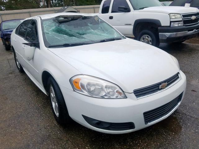 2011 Chevrolet Impala LT for sale in Eight Mile, AL