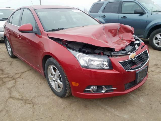 2012 Chevrolet Cruze Lt 1.4L