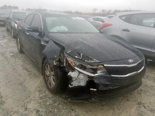 Salvage 2016 KIA OPTIMA - Small image. Lot 25804000