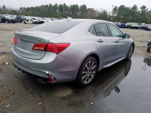 2018 Acura TLX | Vin: 19UUB2F59JA011098