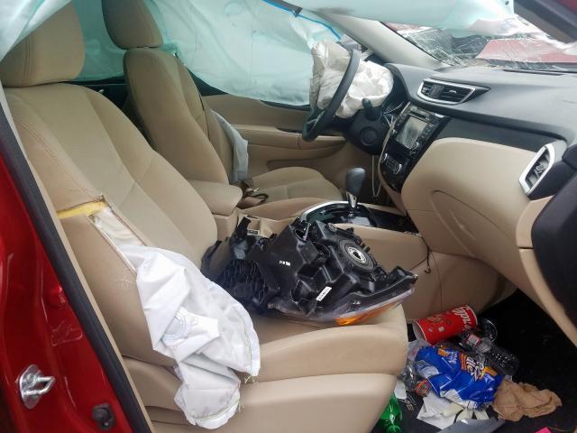 2016 Nissan ROGUE | Vin: KNMAT2MV9GP613927