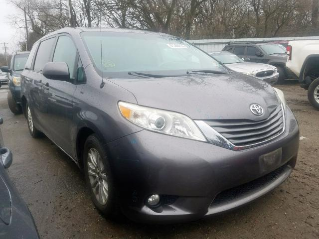 2012 Toyota Sienna For Sale >> 2012 Toyota Sienna Xle For Sale At Copart Glassboro Nj Lot 61380939 Salvagereseller Com