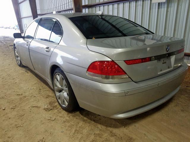 2003 BMW I SERIES - Right Front View