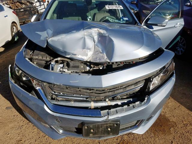 2014 Chevrolet  | Vin: 1G1125S39EU139779