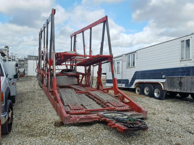 Used 1998 TRLR TRAILER - Small image. Lot 25896240