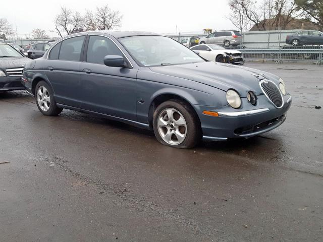 Used 2001 JAGUAR S-TYPE - Small image. Lot 61156529