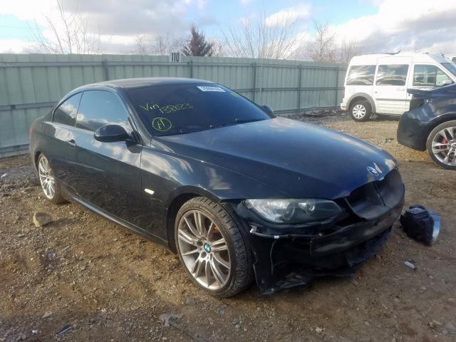 BMW salvage cars for sale: 2009 BMW 328 I