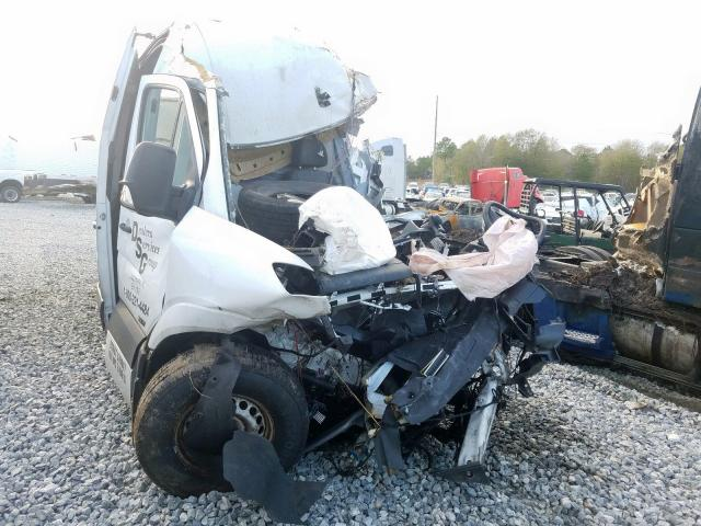 Salvage cars for sale from Copart Tifton, GA: 2012 Freightliner Sprinter