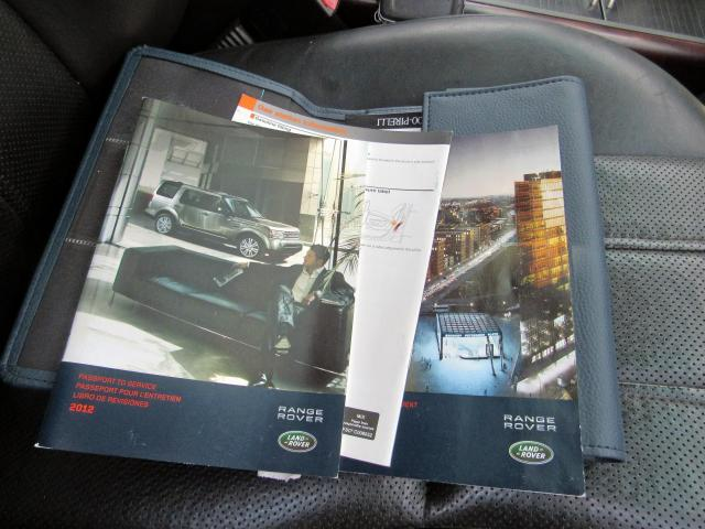 SALMF1D42CA360929 - 2012 Land Rover Range Rove 5.0L rear view