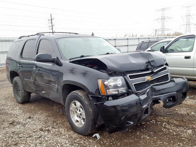 Chevrolet Tahoe C150 salvage cars for sale: 2013 Chevrolet Tahoe C150