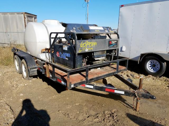 Other Trailer salvage cars for sale: 2011 Other Trailer