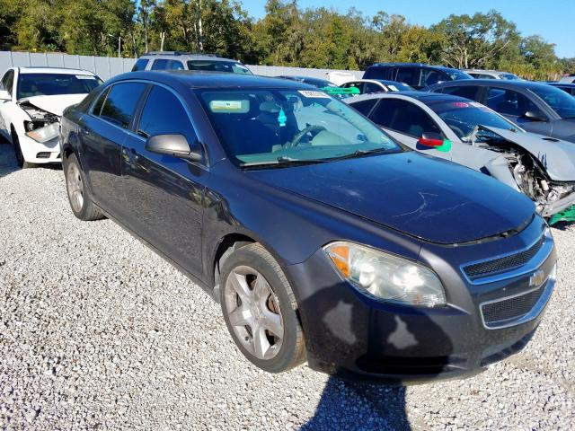 Salvage cars for sale from Copart Apopka, FL: 2010 Chevrolet Malibu LS