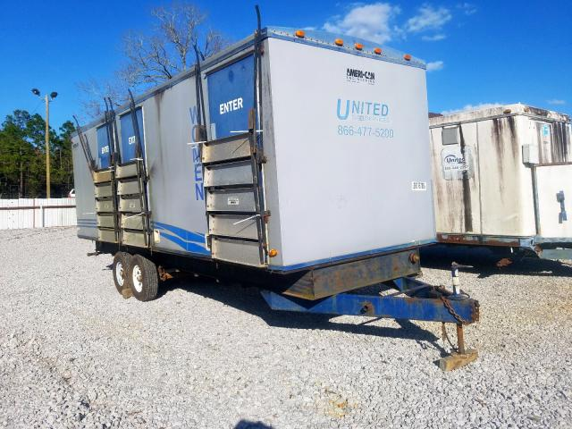 Other Trailer salvage cars for sale: 1999 Other Trailer