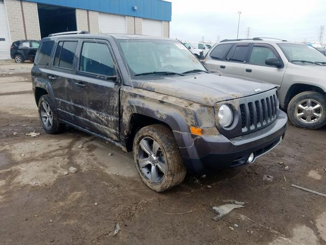 1C4NJRFB3GD695917 2016 JEEP PATRIOT LATITUDE