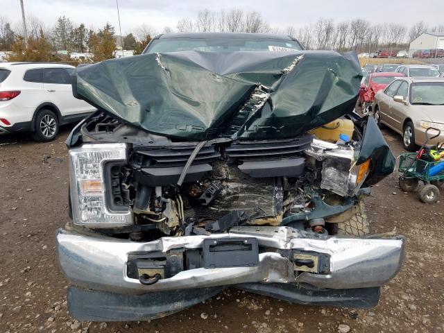 2017 Ford F250   Vin: 1FTBF2B63HED35840
